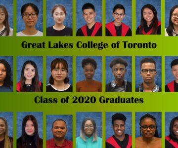 GLCT Class of 2020 Graduates